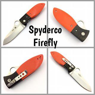 spyderco firefly 1