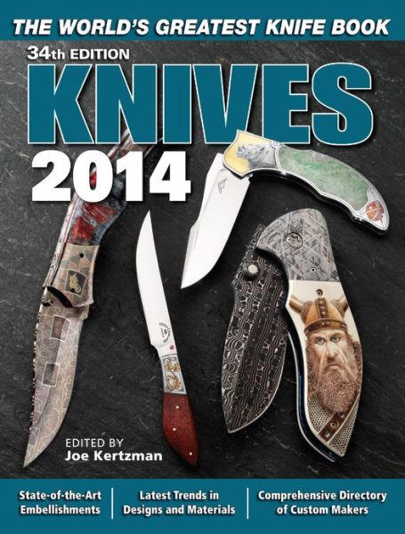 Cover of Knives 2014